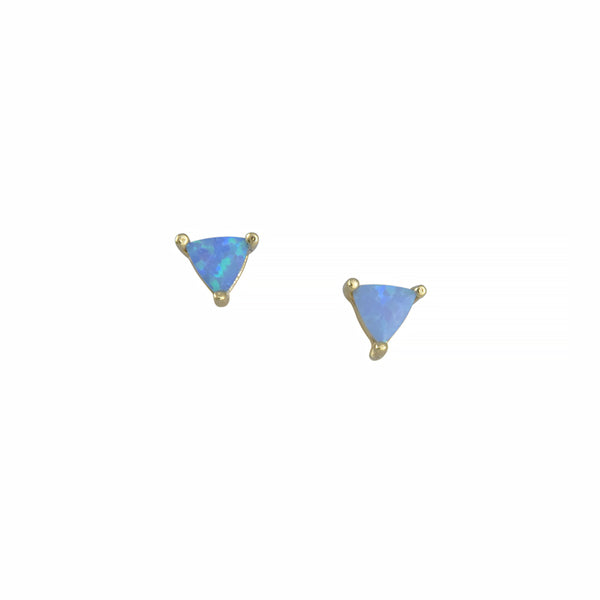 JaxKelly - Mini Energy Gems Opal Studs
