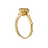 Megan Thorne - Scalloped Bezel Solitaire