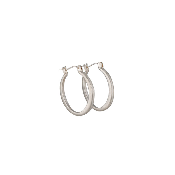 Philippa Roberts - Small Round Hoop Earrings
