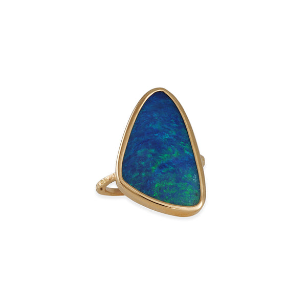 Emily Amey - Opal Doublet Ring