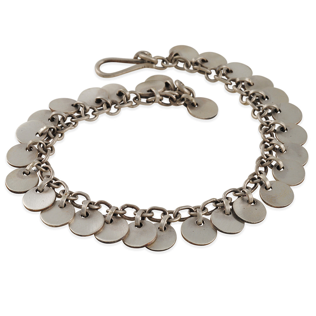 Jane Diaz - Coin Bracelet