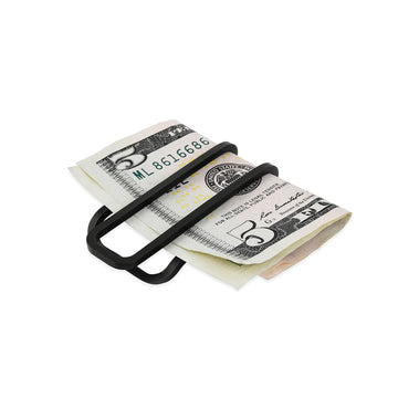 Craighill - Carbon Black Money Clip