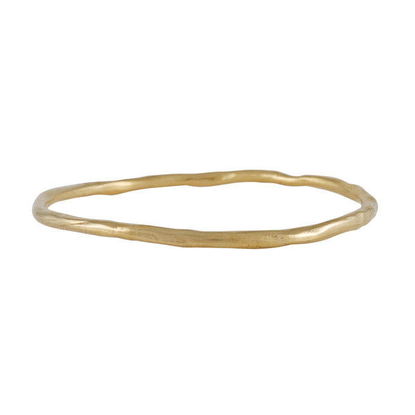 Amanda Hunt - River Bronze Bangle