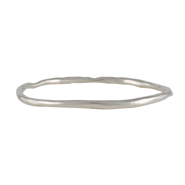 Amanda Hunt - Silver River Bangle