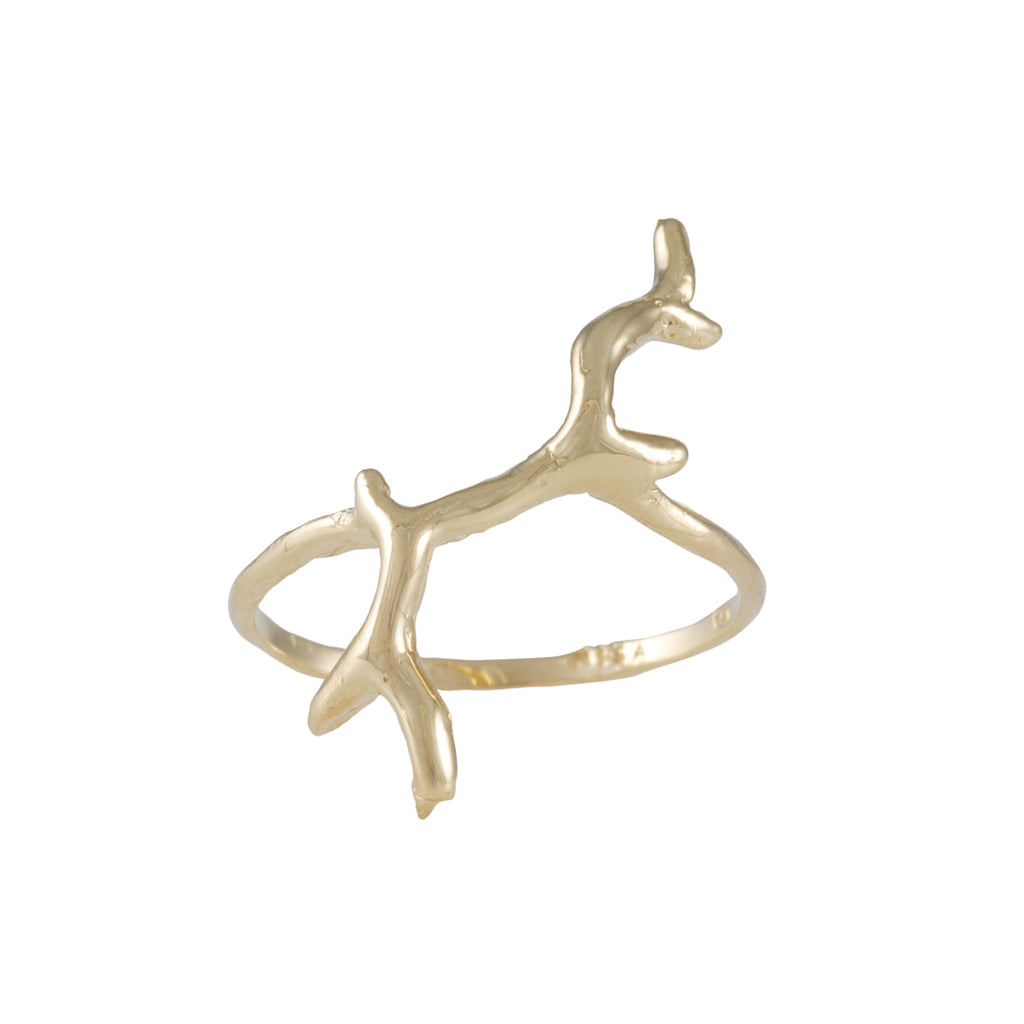 Misa Jewelry - Branch Ring