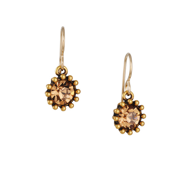 Patricia Locke - Cupcake Drop Earrings in Colorado