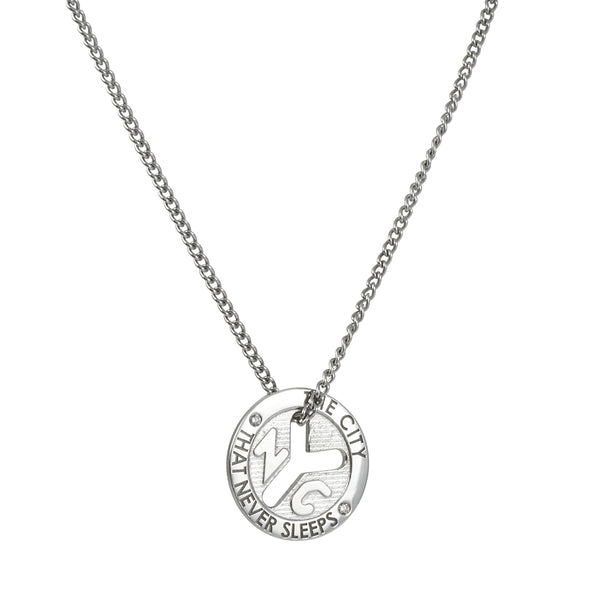Cp Collections - The City That Never Sleeps Subway Token Pendant