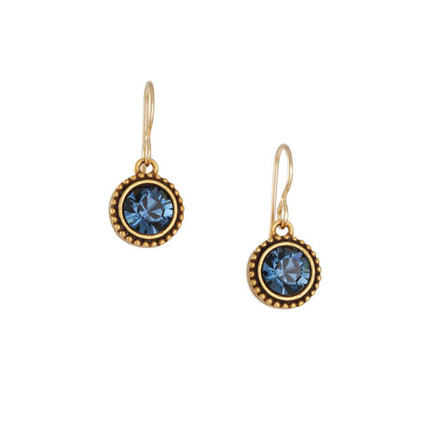 Patricia Locke - Tag You're It Earrings in Dune