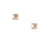 Suzanne Kalan - Cushion Cut White Topaz Studs
