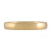 CAROLINE ELLEN- Men's Half Round Wedding Band