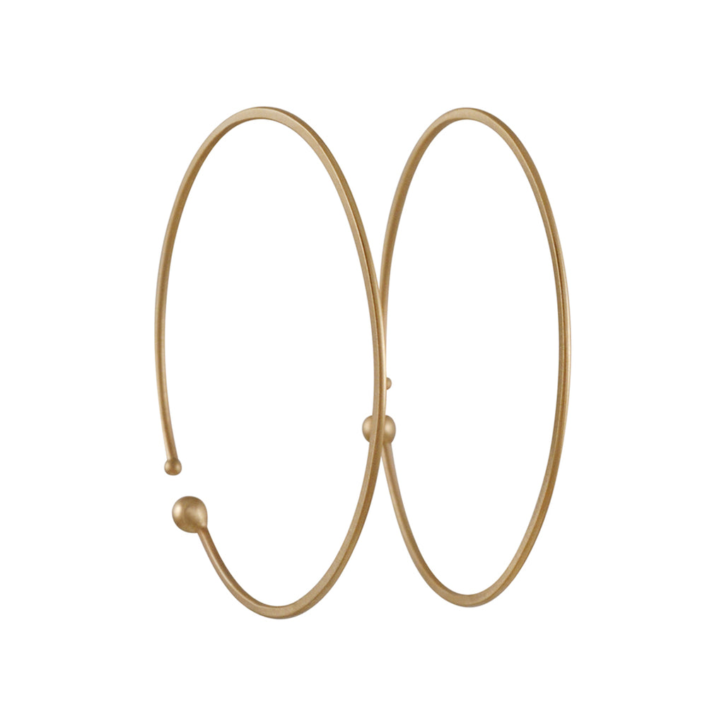 Carla Caruso - Medium Loop Hoops