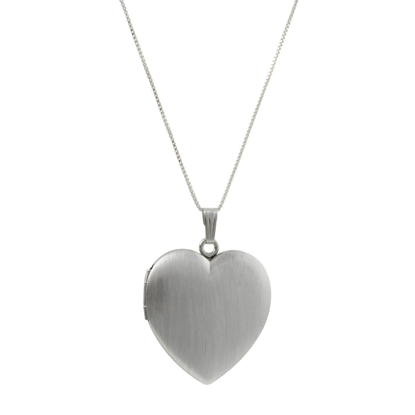 CP Collections- Classic Large Heart Locket
