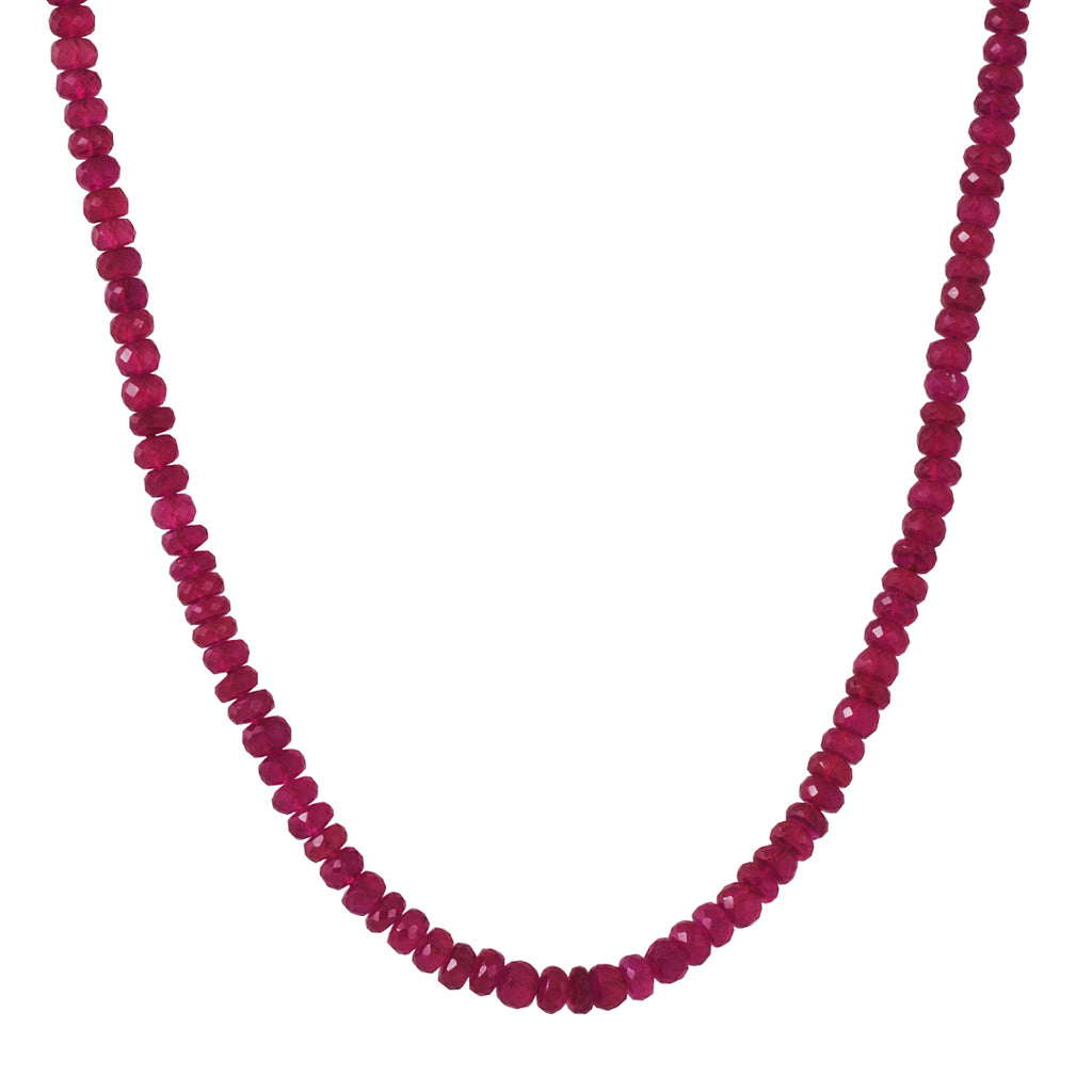 CP Collection - Ruby Necklace