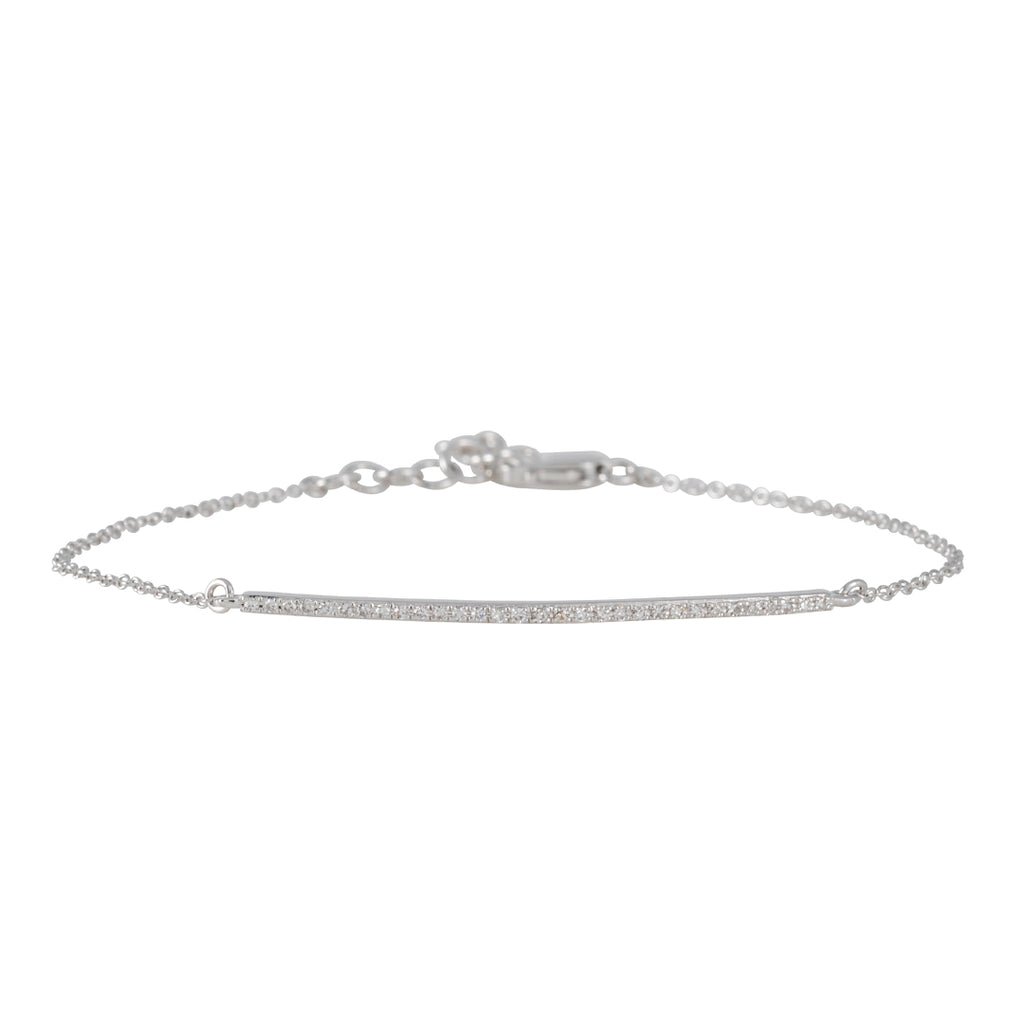 CP Collection - Diamond Line Bracelet