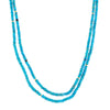 CP Collection - Turquoise Wrap Bracelet and  Necklace