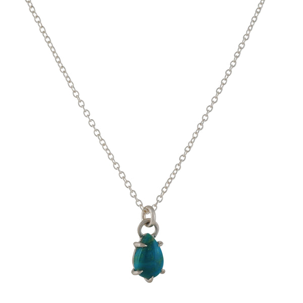 Hannah Blount - Kingsea Turquoise Necklace