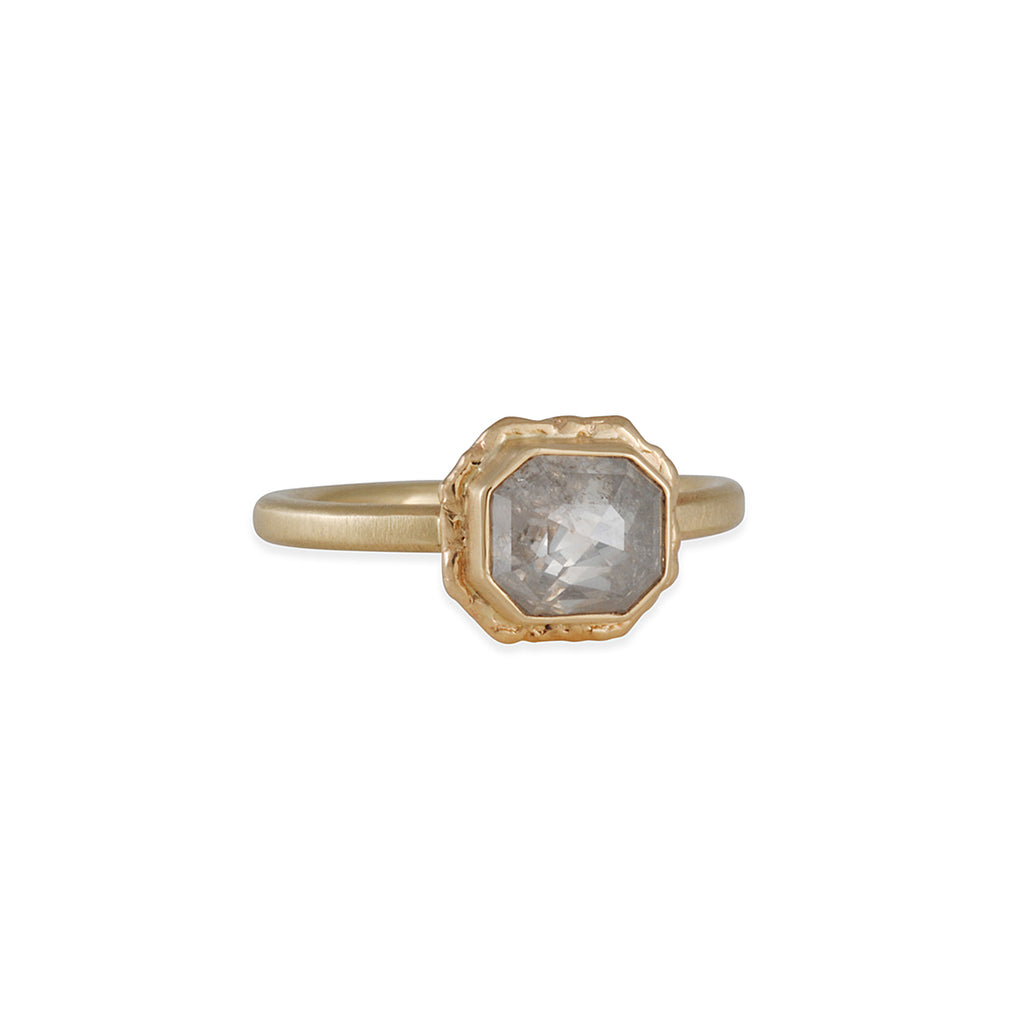 Jamie Joseph - Raw Diamond Ring