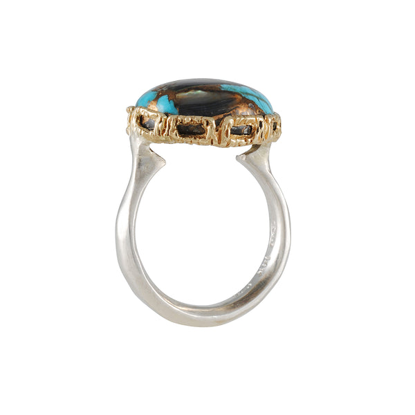 Danielle Welmond - Turquoise Ring