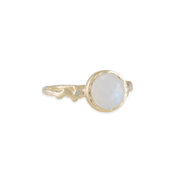 Misa Jewelry - Morro Moonstone Ring