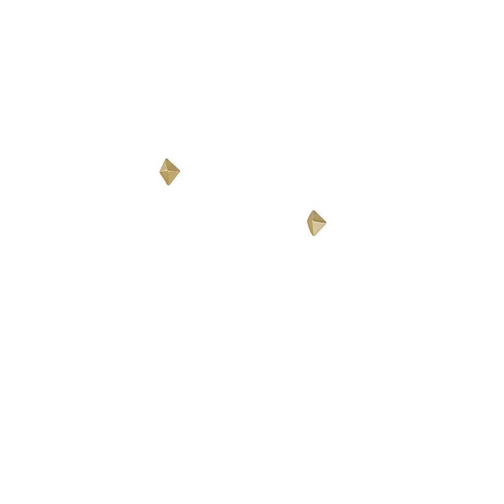 Diana Mitchell - Double Pointed Square Studs