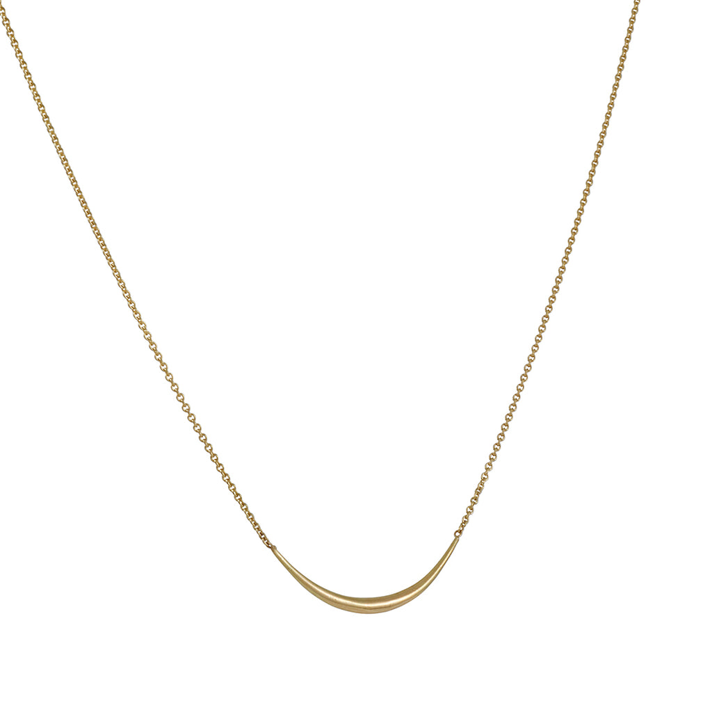 Diana Mitchell - Solid Arch Necklace
