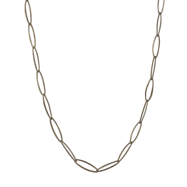 Jane Diaz - Oval Link Necklace
