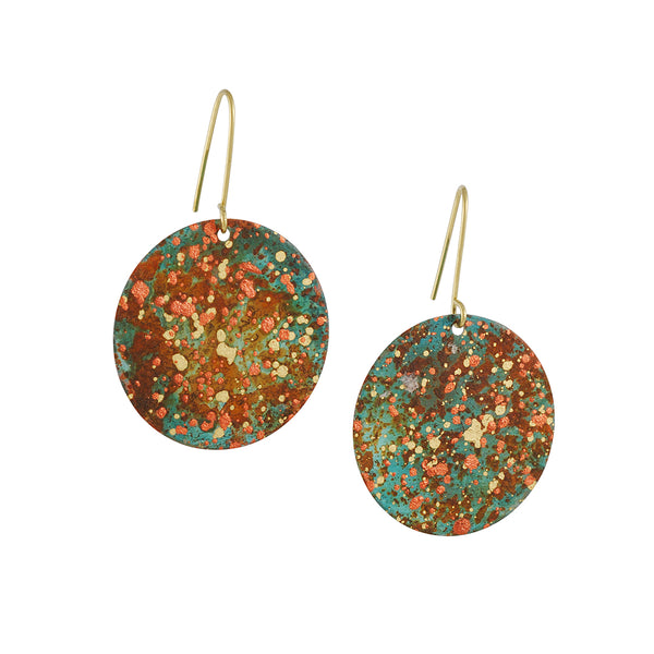 Sibilia - Small Nature Earrings in Fall