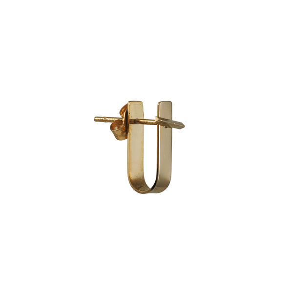 Kathleen Whitaker - Bevel Stud and Cuff Earring