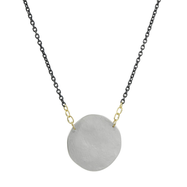 Sarah Mcguire- Paper Moon Necklace
