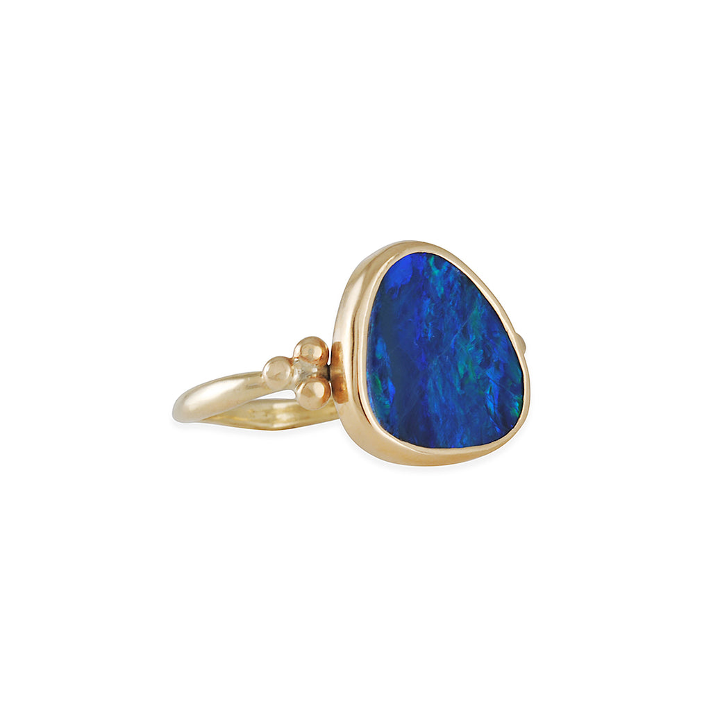 Emily Amey - One-of-a-Kind Opal Ring