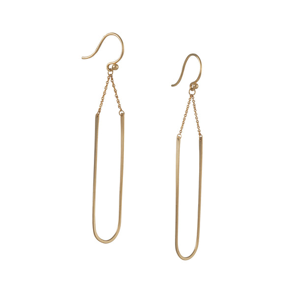 Carla Caruso - Modern Arch Earrings