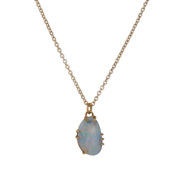 SALE - One of a kind Ride Opal Necklace