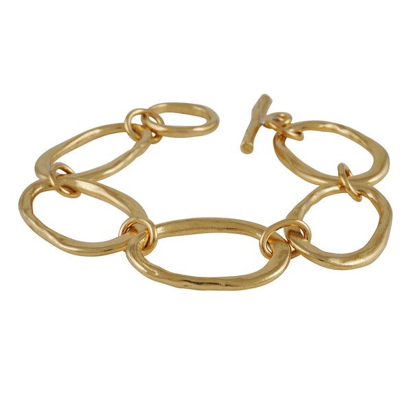 Amanda Hunt - Lake Chain Bracelet