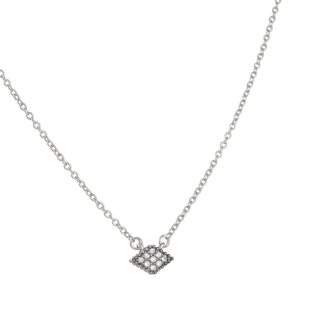 Freida Rothman - Pave Harlequin Necklace