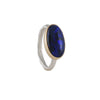 JAMIE JOSEPH - Smooth Jelly Opal Ring, Size 6.5