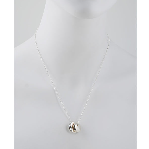 JOHANNA BRIERLEY - Kris Double Luck Necklace