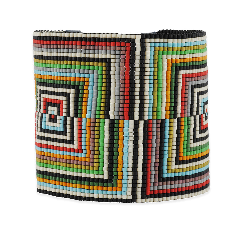JULIE ROFMAN - Wide Rectangles Bracelet