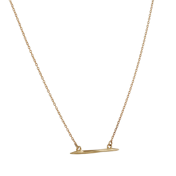 K/ller - Lateral Spike Necklace