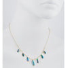KOTHARI - Boulder Opal Necklace in 18k