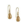 KOTHARI - Hammered Droplet Earring in 14K Gold