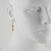 KOTHARI - Mirage Droplet Earrings in 14K Gold