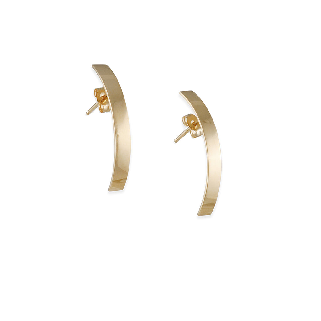 Kristen Elsepth - Blade Arc Demi Studs