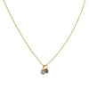Margaret Solow - 2 Tiny Diamond Necklace