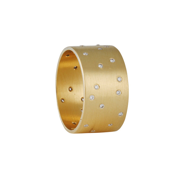 MARIAN MAURER- 10 mm Starry Night Band