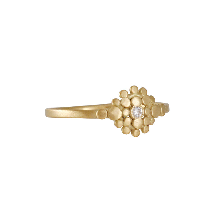 Marian Maurer - Small Sia Flower Ring