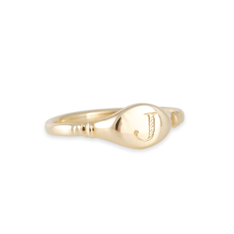 Lori McLean - Custom Signet Ring