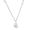 Melissa Joy Manning - Mixed Metal Pearl Necklace