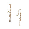 Melissa Joy Manning - Three Seed Tassel Earrings