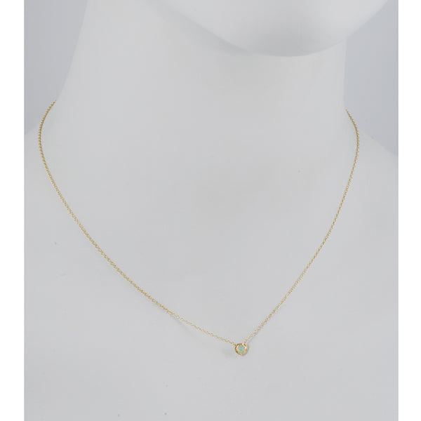 MISA JEWELRY - Superstar Opal Necklace