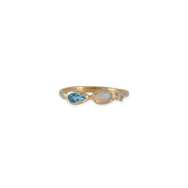 Misa Jewelry - Marina Mermaid Ring